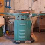 """grizzly 6"""" jointer"""