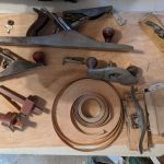 """planes (including record 22"""" jointer) and other hand tools"""